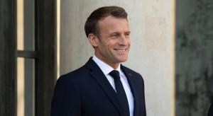 Macron w noworocznym przemówieniu: Nadzieja jest wieczna
