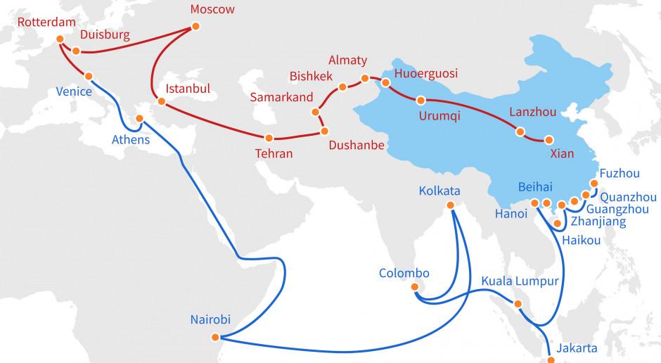 Azja Centralna otwiera się na świat. Położenie robi swoje