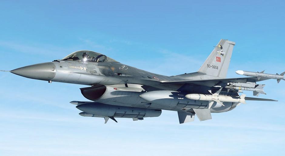 Turcja chce kupić myśliwce F-16. Z F-35 się nie udało