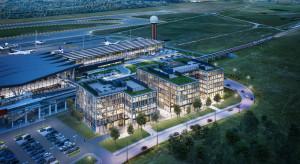 Jest umowa na budowę pierwszego budynku kompleksu Airport City Gdańsk