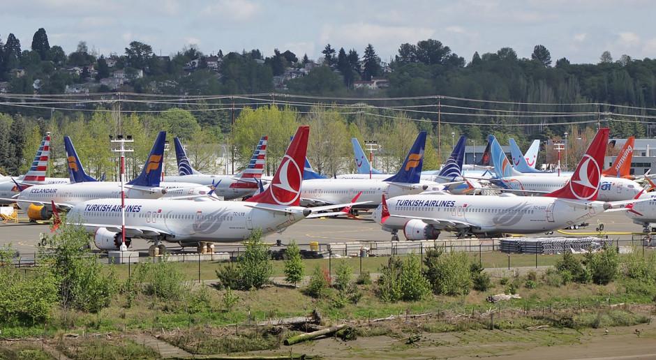 Sądne dni dla Boeinga. Mija rok od pierwszej katastrofy feralnego samolotu