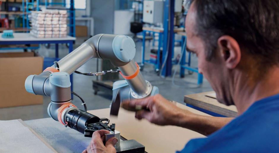 Motoryzacja ciągnie rynek robotów