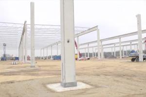 Nowa fabryka aut wyrasta na Śląsku