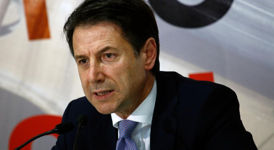 Włochy: Premier: Wskaźnik zakaźności przekroczył poziom krytyczny
