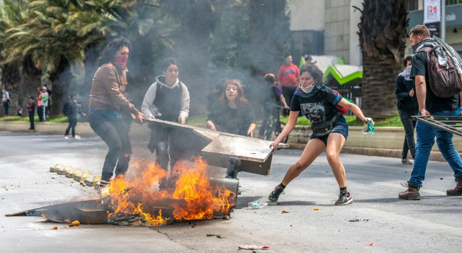 Eksplozja niezadowolenia w Chile, protesty w Ekwadorze, Hondurasie i Haiti. Gdzie zmierza Ameryka Łacińska?