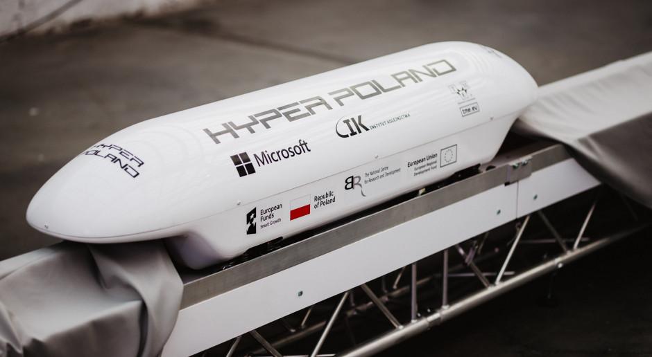 Magrail pierwszym wcieleniem hyperloopa w Polsce