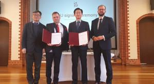 Łukasiewicz zacieśnia współprace z koreańskim biznesem