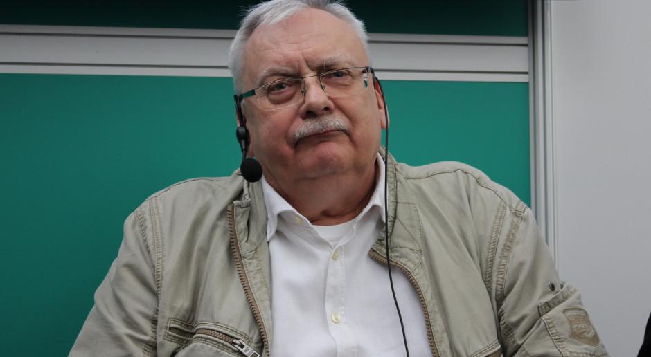 Andrzej Sapkowski o sporze z CD Projektem: Pieniądze nic dla mnie nie znaczą
