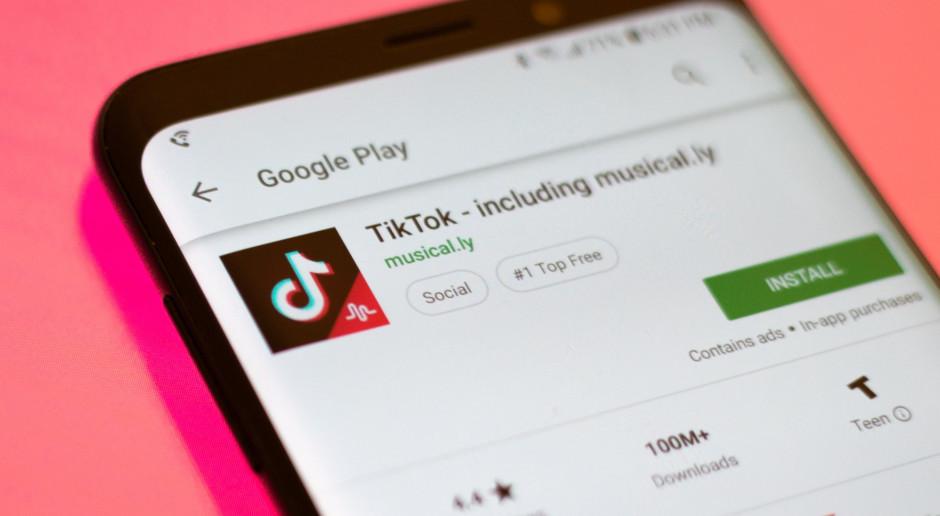 Amerykanie robią audyt u właściciela aplikacji TikTok