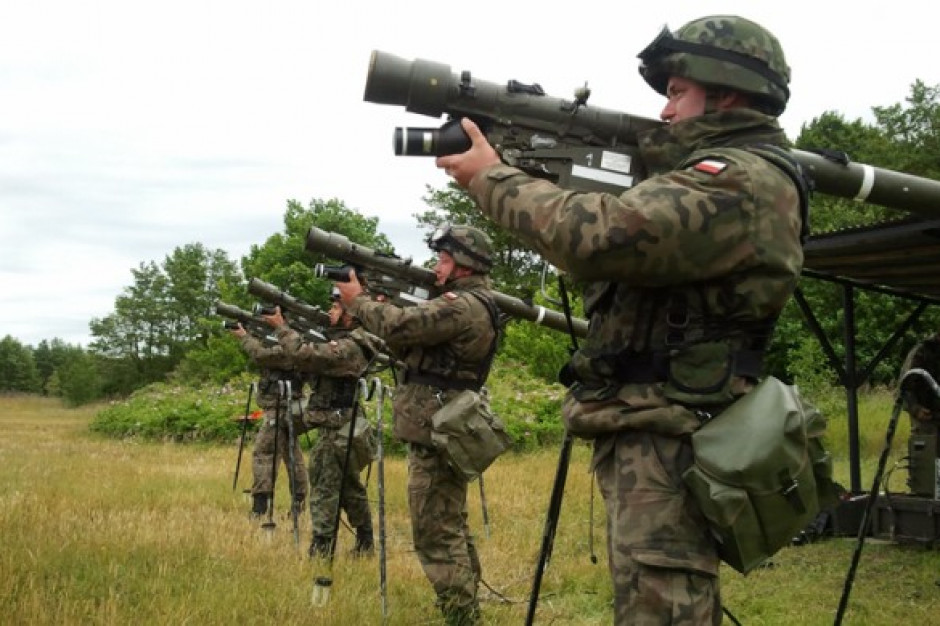 Grom - zestawy przeciwlotnicze, fot. mon.org.pl
