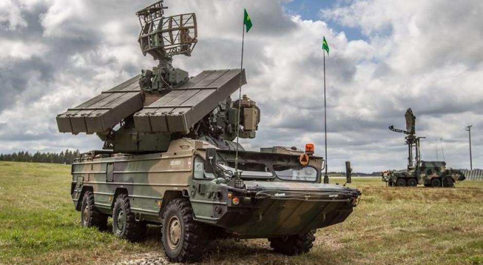 Poradzieckie wyrzutnie rakietowe Osa, fot. wp.mil.pl