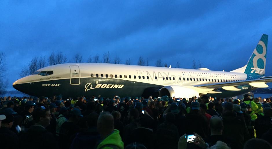 Równo rok temu Boeing musiał uziemić samoloty B737 Max