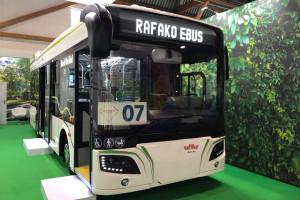 60 mln zł na zakup autobusów elektrycznych