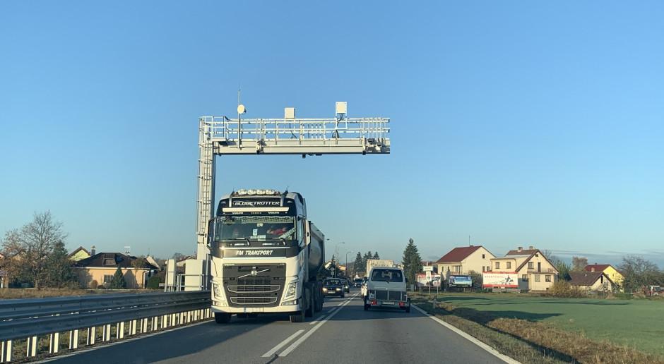 Polscy przewoźnicy nie zgłosili 3/4 ciężarówek do nowego czeskiego systemu e-myta