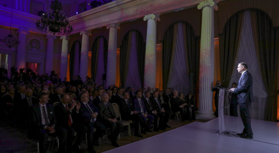 Andrzej Duda: KDPW fundamentem bezpieczeństwa rynku instrumentów finansowych