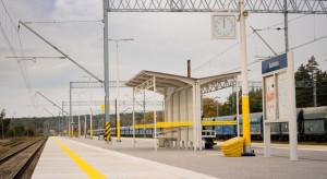 Inwestycja za 375 mln zł zakończona. Pociągi przyspieszyły do 120 km/h