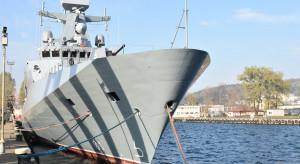 Ślązak przekazany Marynarce Wojennej. Możliwe dwie daty podniesienia bandery