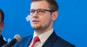 Michał Woś. Najmłodszy minister w rządzie Morawieckiego