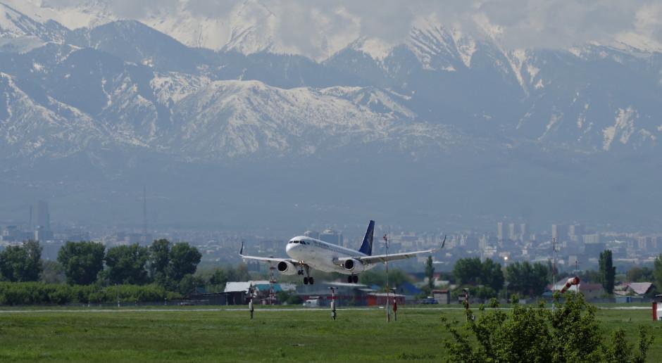 #TydzieńwAzji: Kazachstan chce być hubem transportowym. LOT może na tym skorzystać