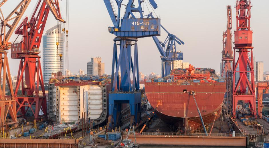 #TydzieńwAzji: Od dawna oczekiwana fuzja w chińskim przemyśle stoczniowym dostaje zielone światło