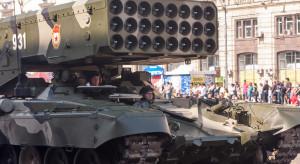 Rosja: Kolumna wojskowa zmierza do Moskwy