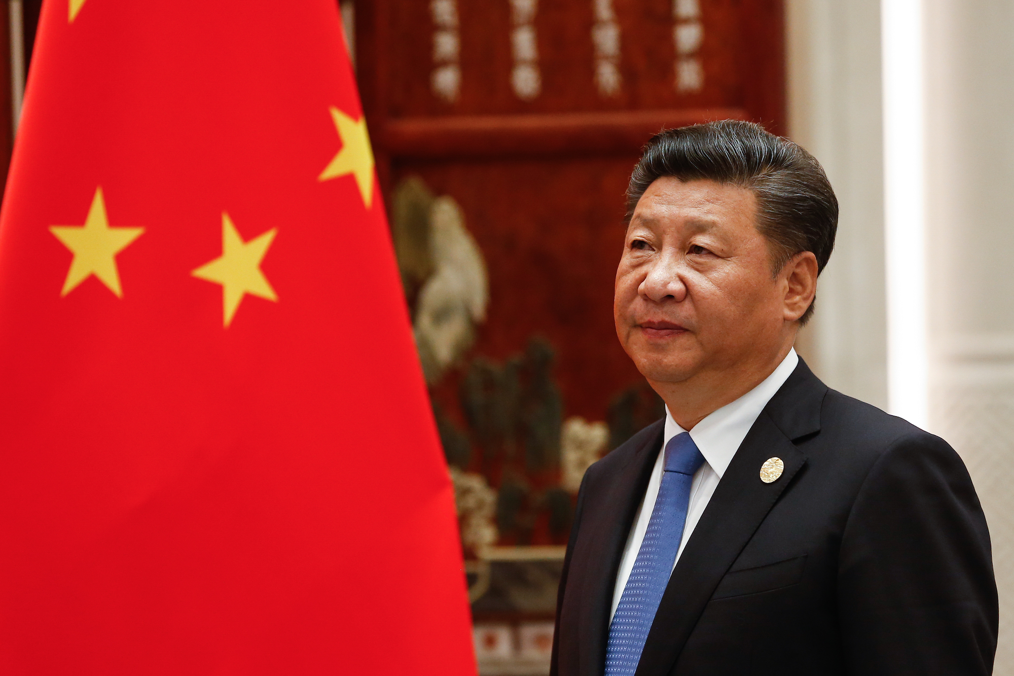 Xi Jinping długo zwlekał ze złożeniem gratulacji Joe Bidenowi. Fot. shutterstock