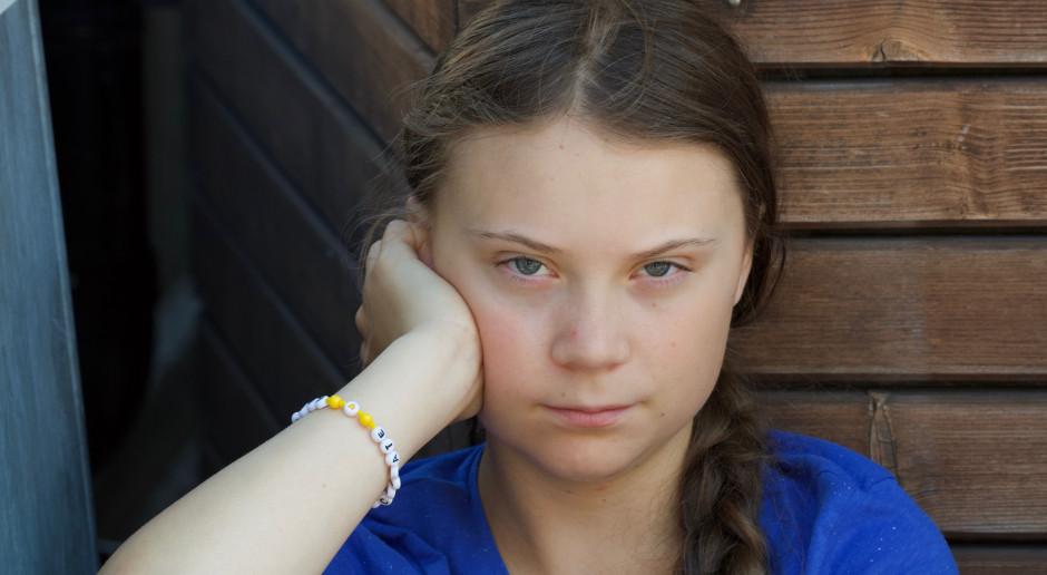 Greta Thunberg chce zastrzec swoje nazwisko i nazwę strajku klimatycznego