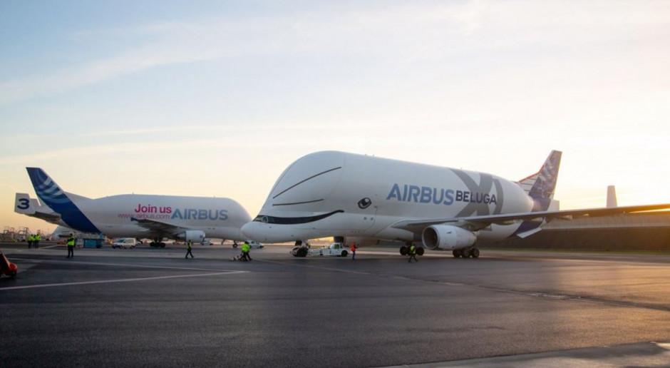 Airbus BelugaXL wykonał pierwszy operacyjny lot