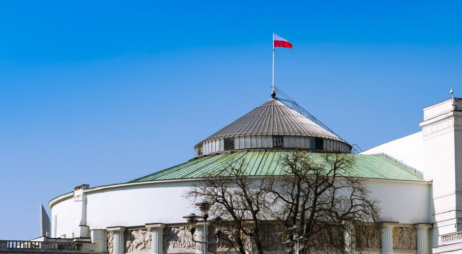 Do Sejmu wpłynął projekt ustawy budżetowej z deficytem 82,3 mld zł