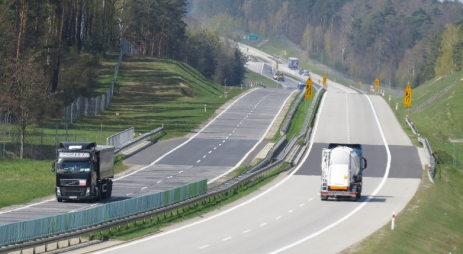 Mirbud przebuduje odcinek DK18 do parametrów autostrady
