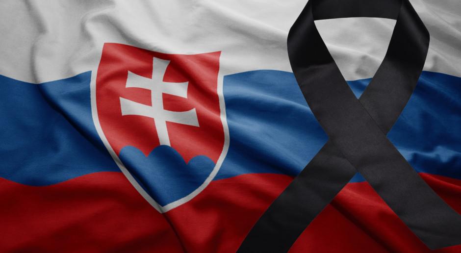 Żałoba narodowa po katastrofie drogowej na Słowacji