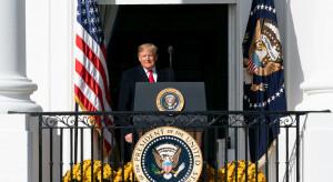 Krok w sprawie impeachmentu prezydenta Donalda Trumpa