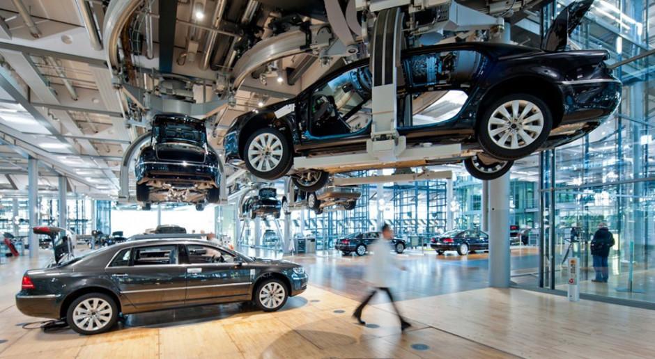 Widmo zwolnień pracowników Volkswagena