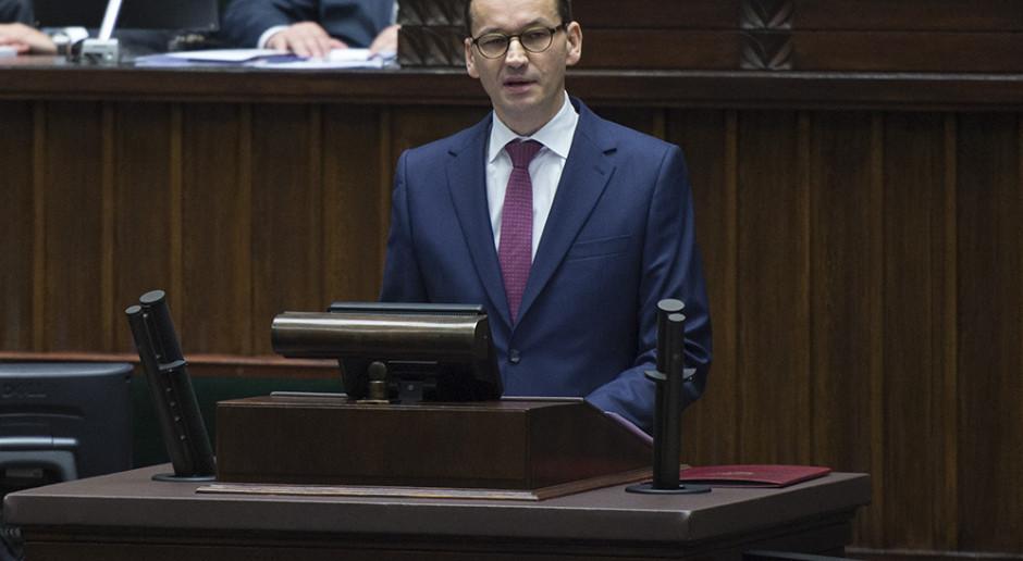 Lewica: Premier nie powiedział, jak bronić gospodarkę przed kryzysem