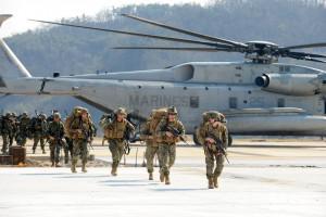 Korea Płd. i USA ograniczają zakres wspólnych manewrów