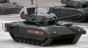 Rosjanie chwalą się nowym stopem na pancerze czołgów