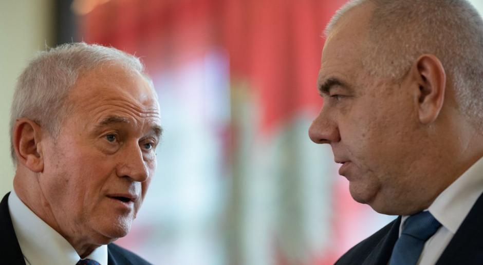 Były minister o konsolidacji energetyki: Moim obowiązkiem jest ostrzegać