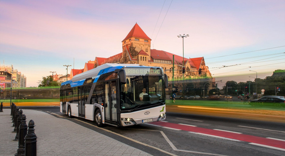 Autobusy elektryczne Solarisa pojawią się w Malborku