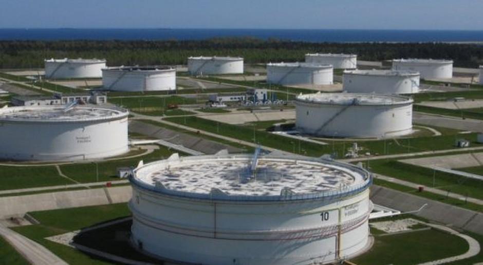 PERN planuje budowę 15 zbiorników - jest przetarg