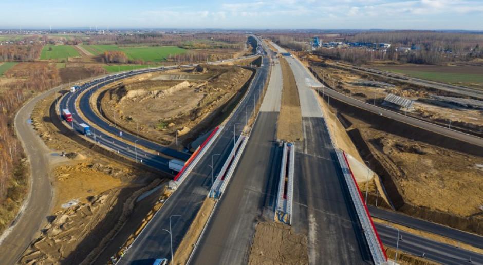 GDDKiA zapewnia, że A1 na wysokości Częstochowy będzie gotowa jeszcze w tym roku
