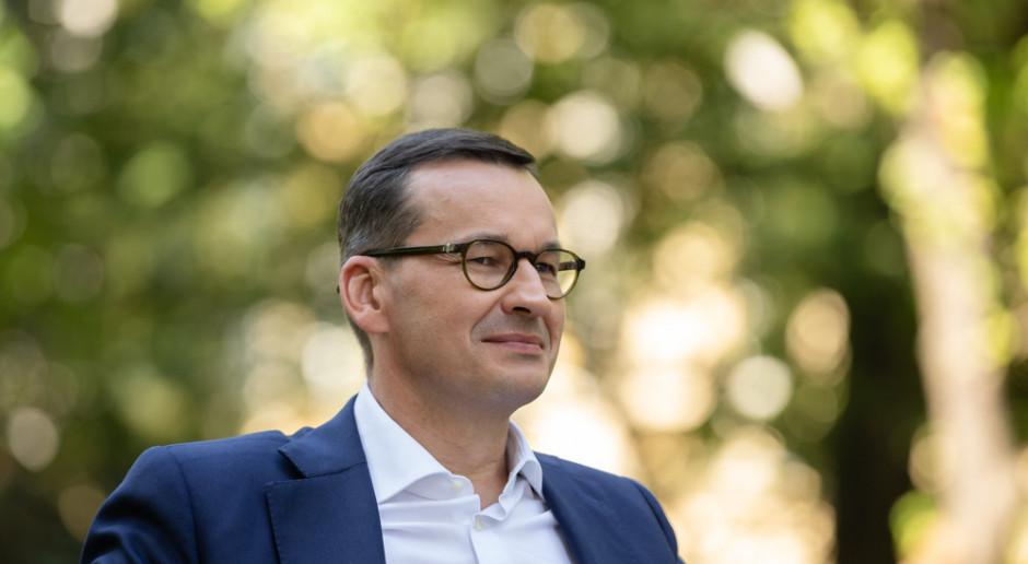 Morawiecki postrzega PPK jako krok do budowania oszczędności krajowych
