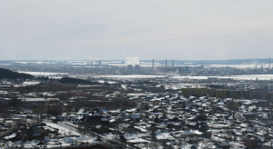 W Rosji płonie kopalnia ropy