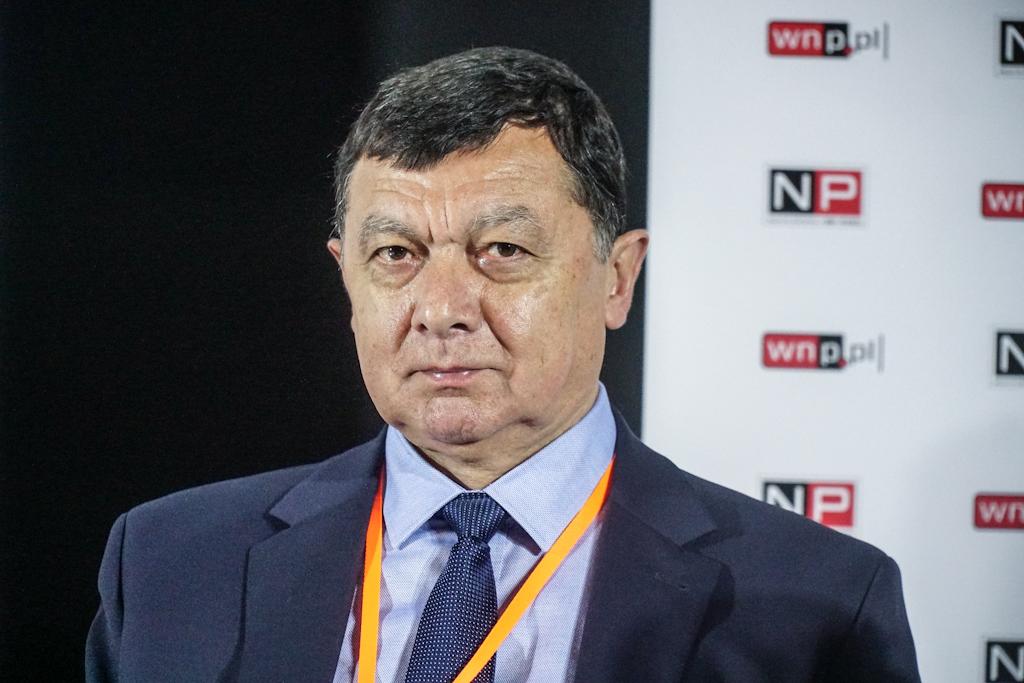 Podjęto wiele decyzji, żeby sztucznie ograniczyć konkurencyjność węgla, żeby on nie mógł rynkowo konkurować. Jest kierunek, by podbijać cenę energii produkowanej z węgla - zaznaczył Janusz Olszowski, prezes Górniczej Izby Przemysłowo-Handlowej. (Fot. PTWP)