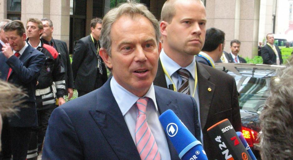 Blair: Ani konserwatyści, ani laburzyści nie zasługują na wygraną