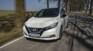 Nissan obniżył cenę elektryka, by załapał się na rządowe dopłaty