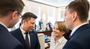 Podatek od handlu wraca na Radę Ministrów