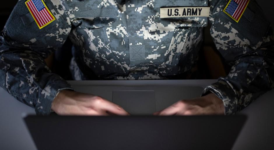 Amerykanie ćwiczą cyberżołnierzy do walki z atakami hakerów
