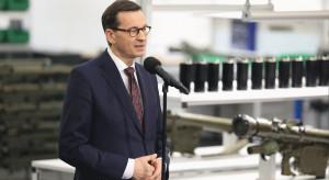 Mateusz Morawiecki o zobowiązaniu wobec polskiej armii