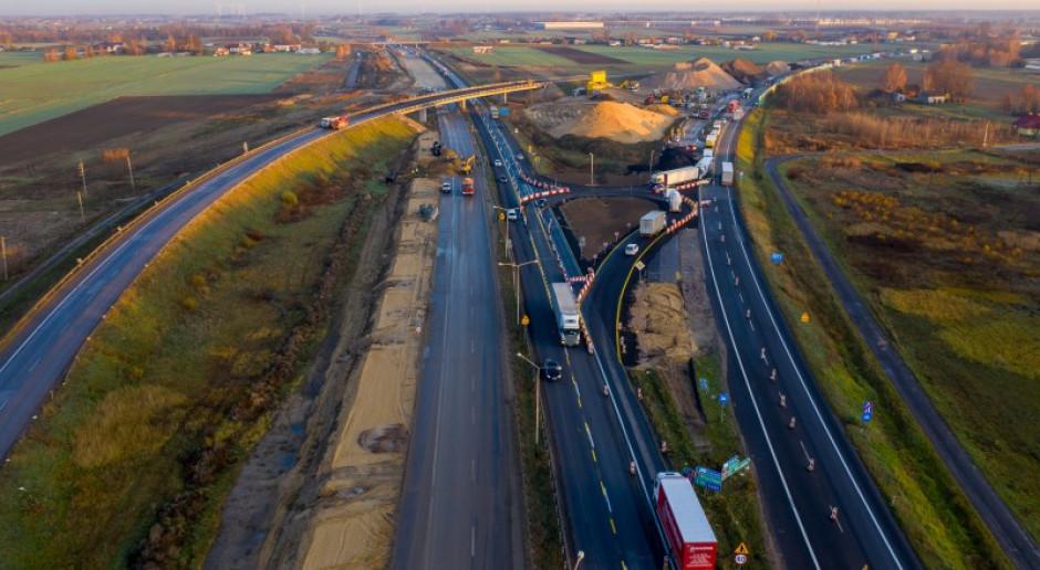 Powstanie nowe połączenie w Małopolsce. Węzeł Bochnia na A4 zostanie połaczony z DK94