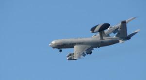 AWACSy NATO przejdą lifting